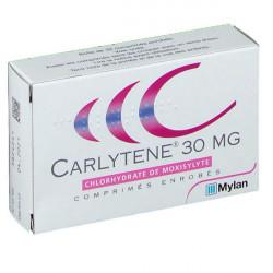 Carlytene® 30 mg, 32 comprimés enrobés