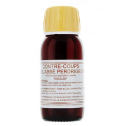 Contre-Coups de l'Abbé Perdrigeon solution antiseptique 60 ml