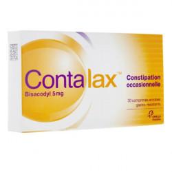 Contalax 30 comprimés
