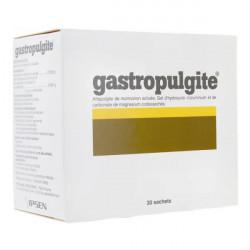 Gastropulgite 30 sachets