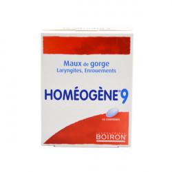 HOMEOGENE 9, comprimé, boîte de 60