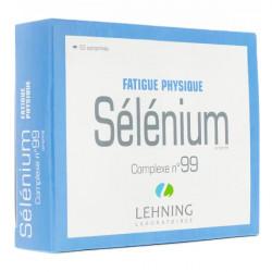 Lehning Sélénium Complexe n°99 60 comprimés