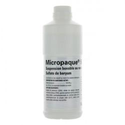 MICROPAQUE suspension buvable ou rectale 150 ml