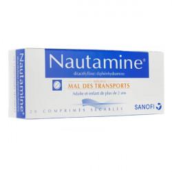 Nautamine 20 comprimés