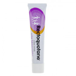 Rectoquotane crème rectale 20 g