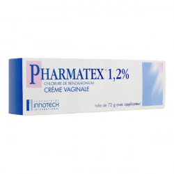 Pharmatex 1,2% crème vaginale