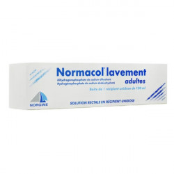 Normacol lavement adulte 130 ml