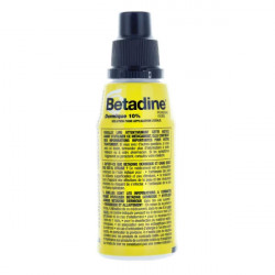 Betadine Dermique 10% solution 125 ml