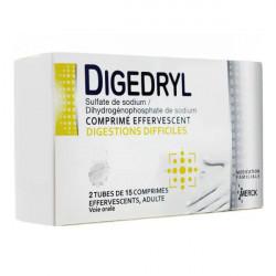 Digedryl 30 comprimés effervescents