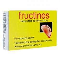 Fructines 30 comprimés à sucer