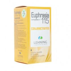 LEHNING COMPLEXE N° 115 EUPHRASIA, flacon compte-gouttes de 30 ml