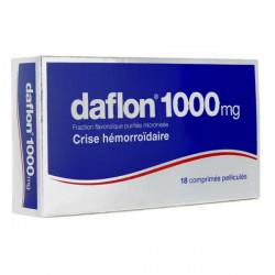 Daflon 1000 mg 18 comprimés