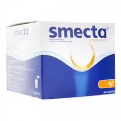 Smecta orange-vanille 60 sachets