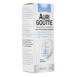 Aurigoutte gouttes auriculaires 15 ml