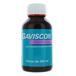 Gaviscon suspension buvable flacon 250 ml