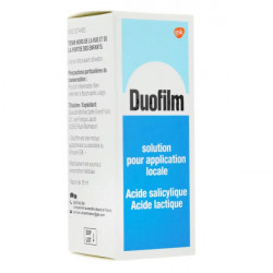 Duofilm solution 15 ml