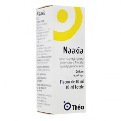 Naaxia collyre 10 ml