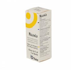 NAAXIA, collyre, flacon de 5 ml