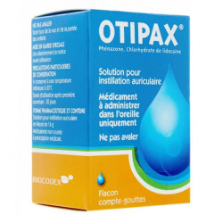 Otipax solution auriculaire 15 ml
