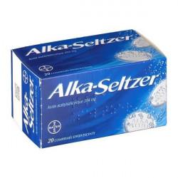 Alka Seltzer 324 20 comprimés effervescents