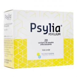 Psylia poudre effervescente 20 sachets