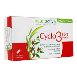 Naturactive Cyclo 3 Fort jambes lourdes 60 gélules