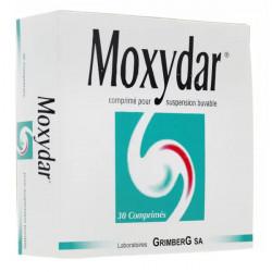 Moxydar 30 comprimés