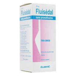 Fluisedal sans prométhazine sirop 250ml