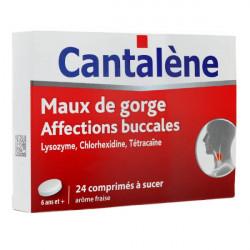 Cantalène 24 comprimés