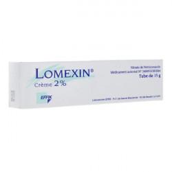 Lomexin 2% crème 15 g
