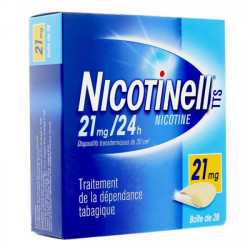 Nicotinell 21mg/24h 28 sachets