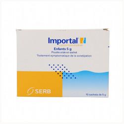 IMPORTAL ENFANTS 5 g, poudre orale 10 sachets