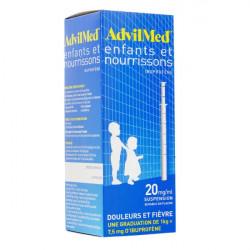 Advil sirop enfant et nourrisson 200 ml