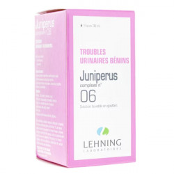 Juniperus Complexe n°06 Lehning solution buvable 30 ml