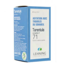 Lehning Tarentula Complexe n°71 solution buvable 30 ml