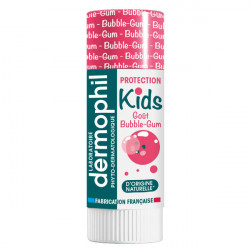 Dermophil indien Kids stick lèvres Bubble Gum 4 g