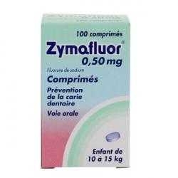 Zymafluor® 0,50 mg 100 comprimés