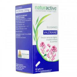 Naturactive Elusanes valériane 60 gélules