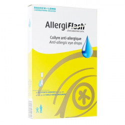 AllergiFlash collyre 10 dosettes