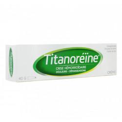 TITANOREINE, crème, tube de 40 g