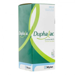 Duphalac solution buvable Flacon de 200ml