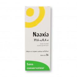 NAABAK 19,6 mg/0,4 mL Collyre boîte de 36 récipients unidoses de 0,40 mL