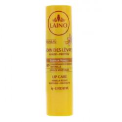 Laino Soin des lèvres stick vanille 4g
