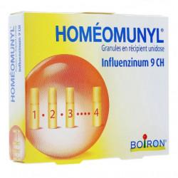 HOMEOMUNYL, granules 4 récipients unidoses
