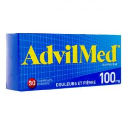 Advilmed 100 mg 30 comprimés