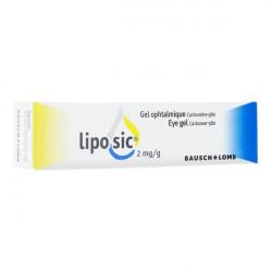 Liposic gel ophtalmique 10 g