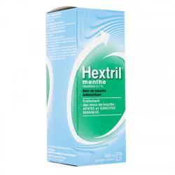 Hextril Menthe bain de bouche 400 ml