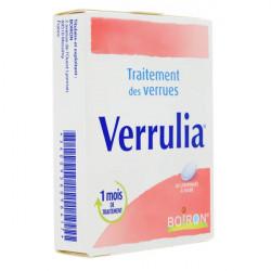 Verrulia Boiron 60 comprimés