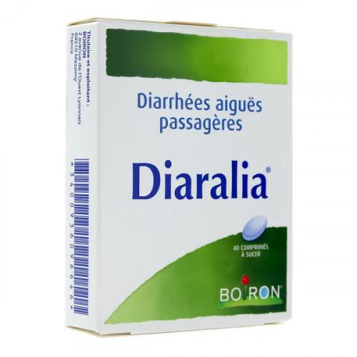 Diaralia Boiron 40 comprimés à sucer