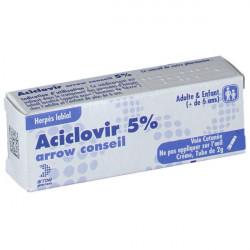 Arrow® Aciclovir Conseil 5 % 2 g
